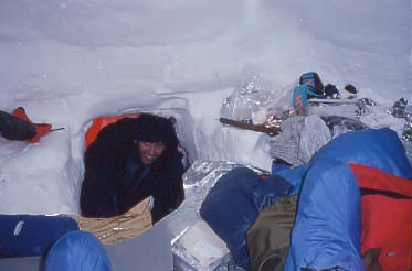 Mckinley 1993 partie 2 fr d ric donz for Interieur igloo